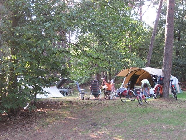 Holland Tent - Camping Harskamperdennen