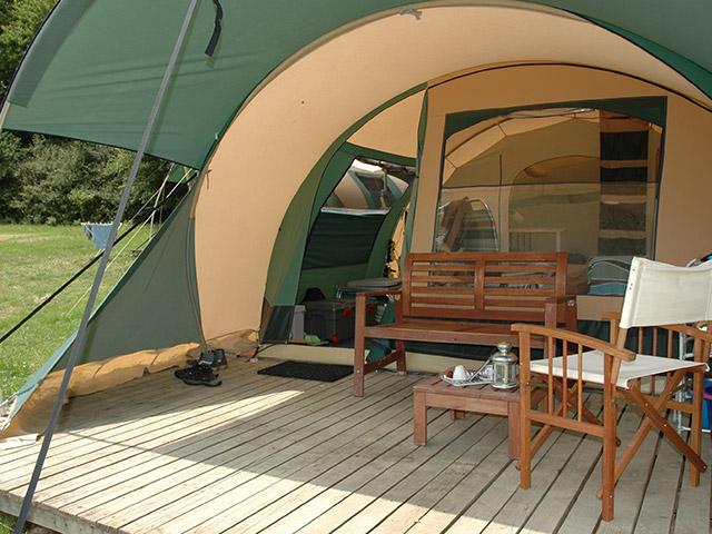 Holland Tent - Camping La Montgarnie